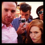 What a wild bunch! (At Brokechella)